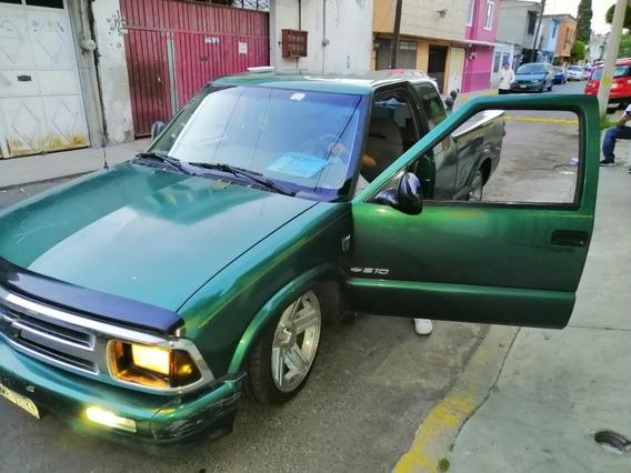 Chevrolet S-10 Cabina Y Media
