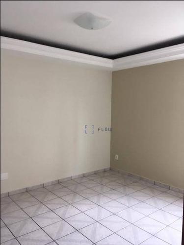 Imagem 1 de 15 de Lindo Apartamento De 44m² Com 2 Dorm, 1 Vaga E Lazer Completo - Vila Guarani - Ap12462