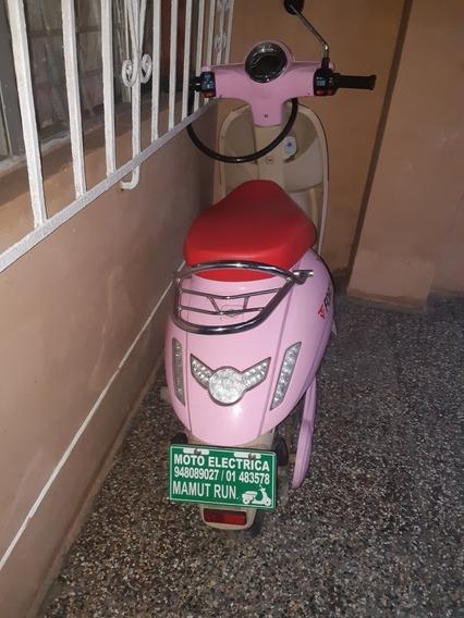 Moto Eléctrica Forza Kf 100