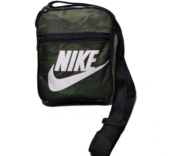 Shoulder Bag Bolsa De Ombro Lateral Skate Camuflada Militar
