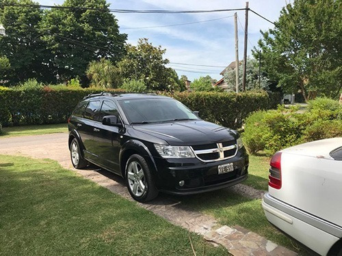 Dodge Journey 2.7 Rt Atx: 3 Filas+dvd+techo