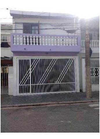 Imagem 1 de 7 de Sobrado À Venda, 4 Quartos, 2 Vagas, Fundação - São Caetano Do Sul/sp - 54068
