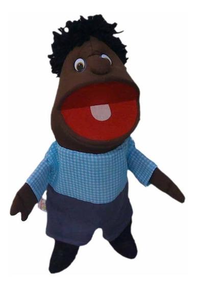 Fantoche Plus Menino Negro