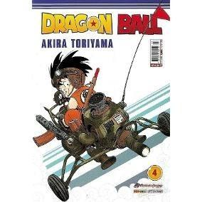 Manga Dragon Ball Volume 4 Akira Toriyama
