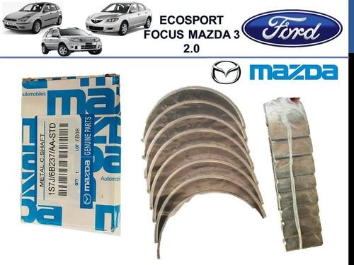 Concha Biela Ford Ecosport Focus Mazda 3 2.0 Std Estandar