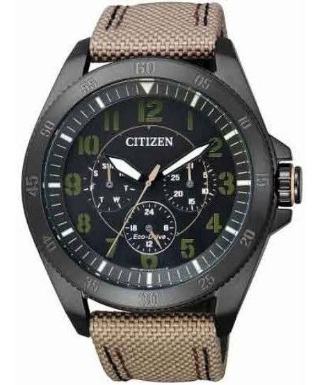 Relógio Citizen Cronograph Eco-drive Tz30875p