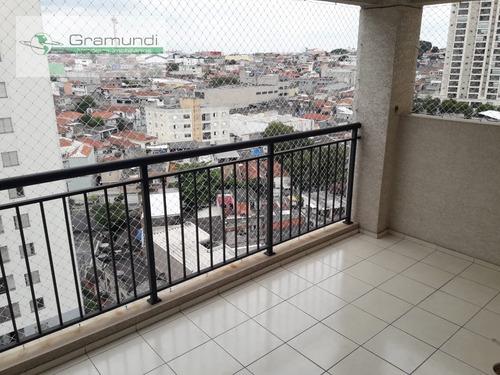 Apartamento Em Sacomã  -  São Paulo - 7157