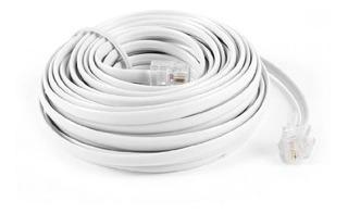 Uxcell Rj11 6p2 C Cables Y Cables De Telefono Modular 9 M 30