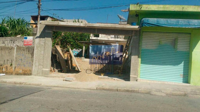 Terreno Residencial À Venda, Cidade Líder, São Paulo. - Te0028