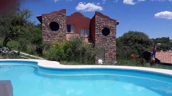 Cabañas Y Casa En Venta-capilla Del Monte-cordob