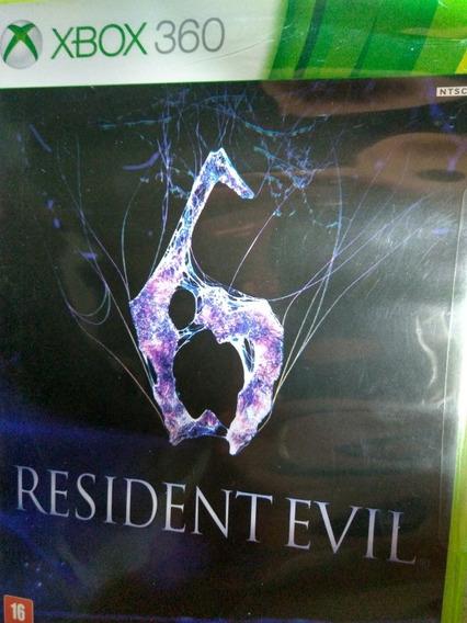 Resident Evil 6 Xbox 360 , Leia A Descrição