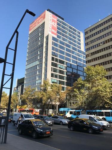 Imagen 1 de 4 de Venta Oficina 44 Mts A Pasos Del Metro Pedro De Valdivia