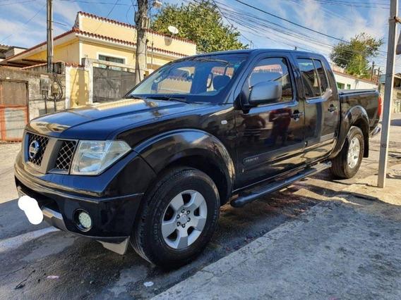 Nissan Frontier 2011 2.5 Xe Turbo Diesel Semi Nova