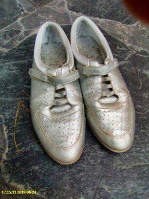 Zapatillas De Cuerina Grimoldi Nº39 Suela De Goma Flexible
