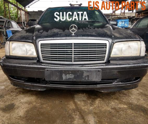 Sucata Da Mercedes Benz C180 1.8 16v 1998
