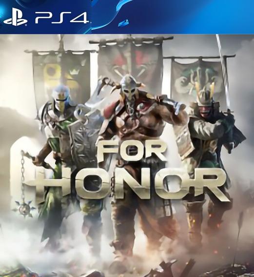 For Honor Ps4 Promoção