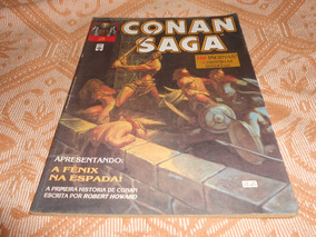 Hq Conan Saga Numero 2.