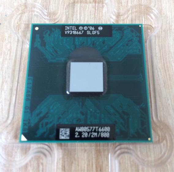 Cpu Intel Core2duo Mobile T6600