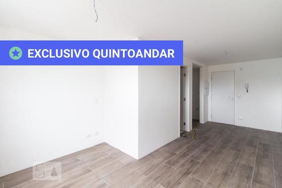 Studio No 1º Andar Com 1 Dormitório - Id: 892987867 - 287867