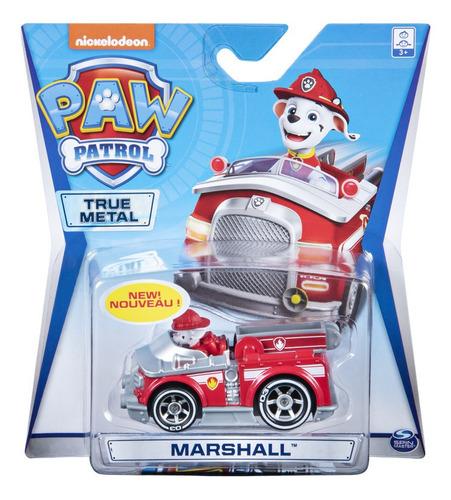 Paw Patrol Vehiculos Die Cast  Marshall