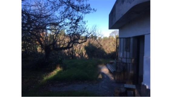 Venta Casa Sobre La Barranca En Villa La Ribera