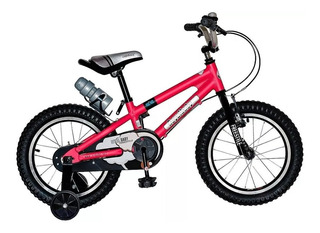 Bicicleta Infantil Royal Baby Freestyle Rodado 16 Niña Niño