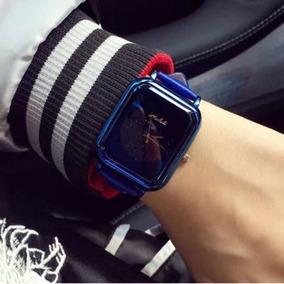 Relógio Feminino De Pulso Mashali 5258 Quartzo Frete Grátis