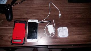 iPhone 6s 16 Gb Troco Por iPhone 7 Com Tela Quebrada