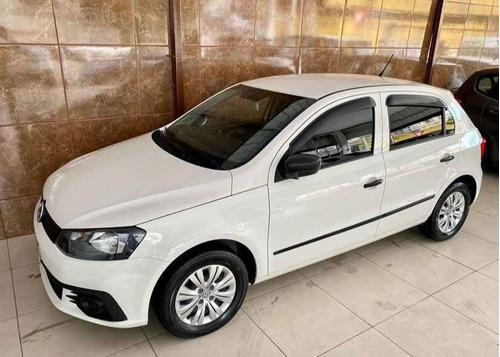 Imagem 1 de 6 de Volkswagen Gol 2018 1.0 12v Trendline Total Flex 5p