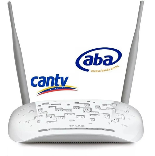 Modem Router Tp Link 300mb Wifi Mercusys Aba Cantv Internet