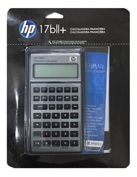 Calculadora Financeira 17 Bii+ Hp