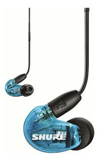 Auriculares inalámbricos Shure SE215 azul