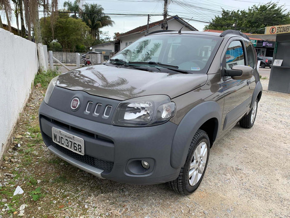 Fiat Uno 1.0 Way Flex 3p 2012