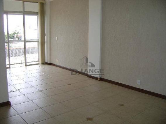 Apartamento Com 3 Dormitórios - 99 M² - Jardim Chapadão - Campinas/sp - Ap17392