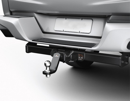 Enganche Remolque Keko Para Fiat Fullback / Aumex
