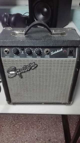 Amplificador Squier By Fender 15w