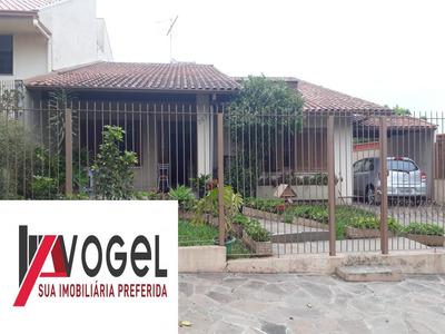 Casa Com 04 Dormitório(s) Localizado(a) No Bairro Morro Do Espelho Em São Leopoldo / São Leopoldo - 32011284