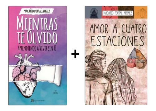 Imagen 1 de 1 de Mientras Te Olvido + Amor A Cuatro Estaciones ( Combo 2x1)