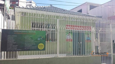 Casa Comercial À Venda, 370 M² Por R$ 980.000 - Vila Isabel - Rio De Janeiro/rj - Ca0173