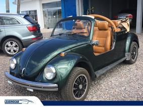 Volkswagen Fusca Descapotable 1984 Muy Buen Estado!