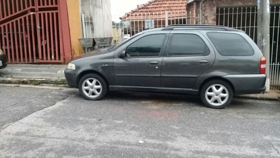 Fiat Palio Weekend 1.0 16v Elx 5p 2001