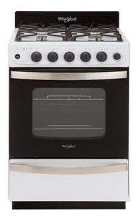 Cocina Whirlpool Wfb57di Hierro 55 Cm Blanco Nuevo Ahora 12