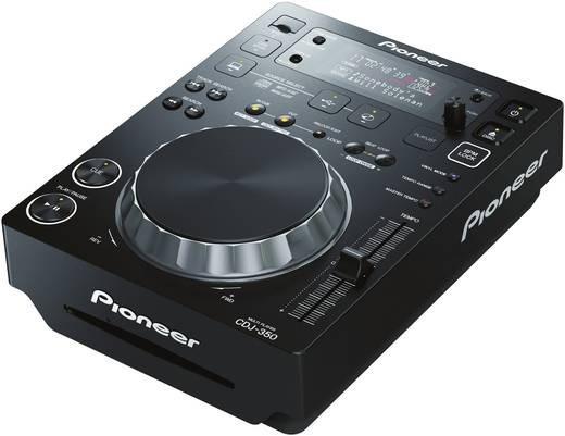 Par Cdj 350 Black + Mixer M2 Numark
