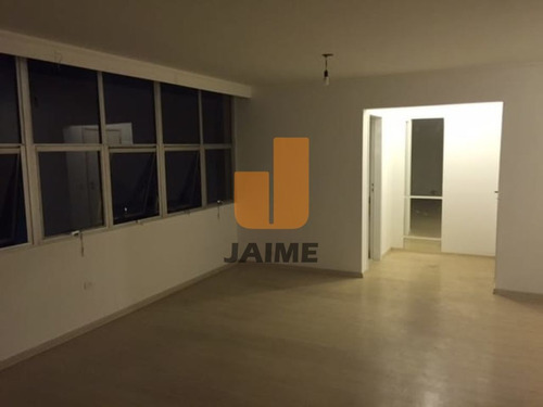 Apartamento Padrão, Com 210 Metros Com 3 Dormitórios Sendo 1 Suíte, 2 Vagas.  - Ja14444
