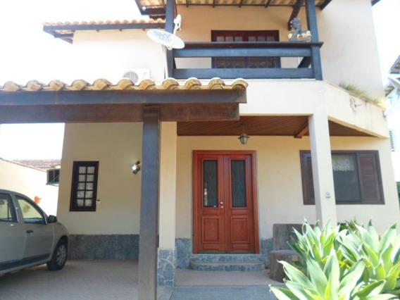 Casa Em Itaipu, Niterói/rj De 180m² 4 Quartos À Venda Por R$ 550.555,55 - Ca264561