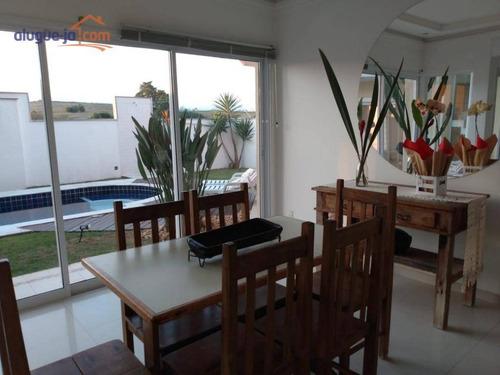 Sobrado Com 5 Dormitórios À Venda, 450 M² Por R$ 1.800.000,00 - Urbanova - São José Dos Campos/sp - So1305