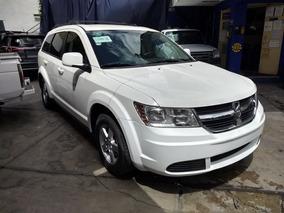 Dodge Journey 2.4 Se Ee At 2010 Recibo Tarjetas Y Autos