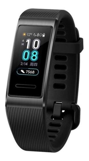 Smartband Huawei Band 3 Pro Gps Sellados Amoled Negro