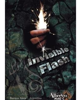 Invisible Flash Magia Fuego Destello Gags / Alberico Magic
