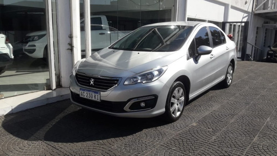Peugeot 408 4ptas 1.6hdi Allure Manual 2018